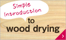 Simple introduction to wood drying